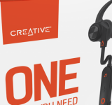 Creative: Νέα In-Ear Ακουστικά Creative Outlier ONE Plus με Bluetooth & MP3 Player