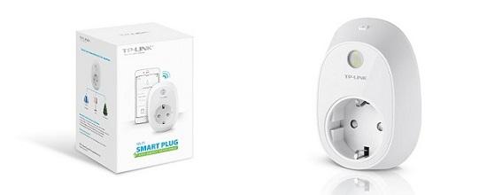 TP-Link Wi-Fi Smart Plug HS110 (2)