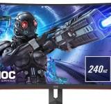 Η AOC κυκλοφορεί πέντε ανταγωνιστικές οθόνες gaming της βραβευμένης G2 Series με 240 Hz και 0,5 ms/1 ms χρόνο απόκρισης