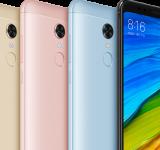 Tα νέα Redmi 5 και Redmi 5 Plus Xiaomi Smartphones από την Info Quest Technologies