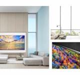 Η νέα σειρά τηλεοράσεων Nano886PB με 8 εκατομμύρια pixels και τεχνολογία NanoCell