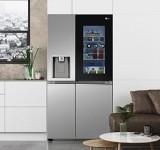 Η LG παρουσιάζει στην CES 2021 το νέο ψυγείο LG InstaView