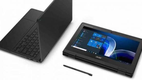 Η Acer παρουσιάζει το νέο, ανθεκτικό laptop TravelMate Spin B3, ιδανικό για σχολική χρήση