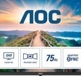 Κομψός σχεδιασμός, IPS panels και υψηλή ανάλυση:  Νέα σειρά οθονών V4 της AOC