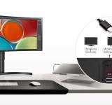 Tο νέο LG curved UltraWide QHD monitor 34'' θα αλλάξει τον τρόπο με τον οποίο δουλεύετε
