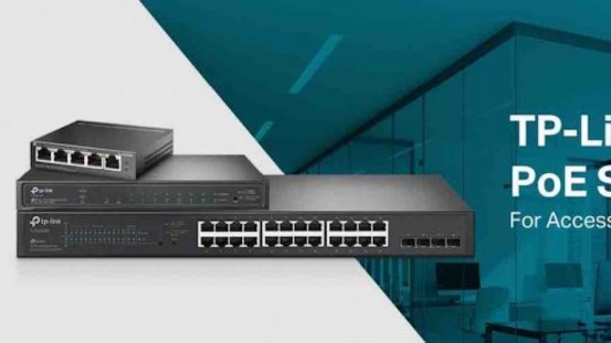 Η TP-Link παρουσιάζει τη νέα σειρά PoE Switches για ενδυνάμωση της ανάπτυξης των επιχειρήσεων
