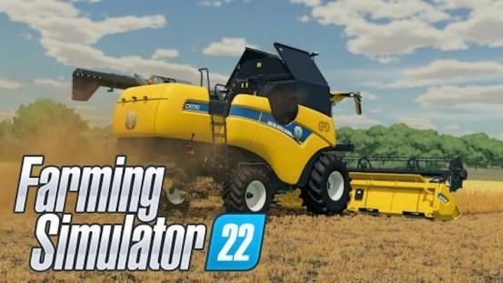 Ζήστε την αγροτική ζωή στο Farming Simulator 22!