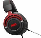 Η AOC ανακοινώνει νέα κατηγορία προϊόντων με ακουστικά gaming GH200 και GH300