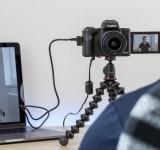 Μετατρέψτε τη δική σας κάμερα Canon σε υψηλής ποιότητας webcam με το EOS Webcam Utility Software