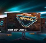 Η πλήρης σειρά gaming οθονών της GIGABYTE απέσπασε υψηλούς επαίνους για τις εξαιρετικές επιδόσεις τους