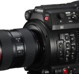 Νέα επαγγελματική βιντεοκάμερα 4K Canon EOS C200