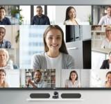 Η LG και η Logitech συνεργάζονται για να προσφέρουν απρόσκοπτες και ευκρινείς τηλεδιασκέψεις