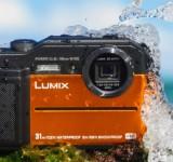 Καλές βουτιές παρέα με τις αδιάβροχες φωτογραφικές μηχανές της Panasonic