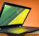 Η Acer εκσυγχρονίζει το notebook Spin 3 στην κομψή, μετατρέψιμη σειρά της