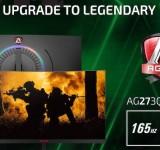 Οι νέες  κυρτές gaming οθόνες AGON 3 της AOC διαθέσιμες στα ράφια των καταστημάτων
