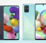 Η Samsung ανακοινώνει τη διάθεση των Galaxy A71 και Galaxy A51