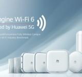 Η Huawei παρουσιάζει τη σειρά προϊόντων AirEngine Wi-Fi 6