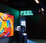 """Η LG παρουσιάζει προηγμένες τεχνολογίες και καινοτόμα προϊόντα στην έκθεση """"Thanks to Tech"""""""
