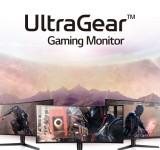 Η LG παρουσιάζει τη νέα σειρά gaming monitors UltraGear