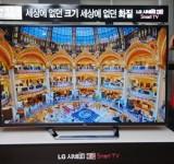 Τηλεόραση 3D LG 84 ιντσών με μοναδική ποιότητα εικόνας
