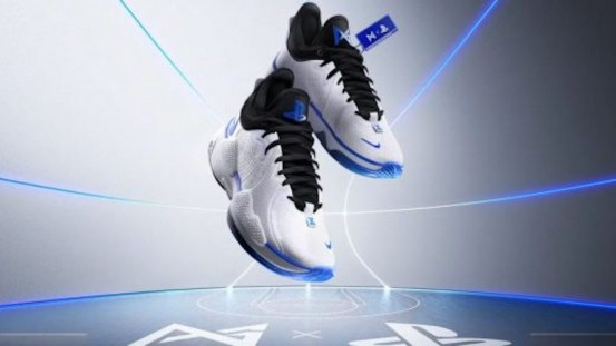 PG 5 PlayStation Colorway: Ενα sneaker με έμπνευση το design του PS5!