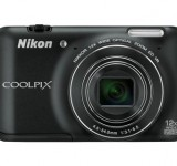 Nikon Coolpix S6400: Κομψή με στυλ και zoom 12x