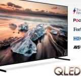 Η Samsung QLED 8K TV λαμβάνει διθυραμβικές κριτικές για την ποιότητα εικόνας και την τεχνολογία 8K AI Upscaling