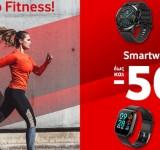 Μοναδικά smartwatches με έως -50% στη Vodafone