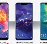 Εορταστικές προσφορές σε Huawei συσκευές