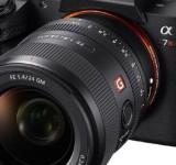 Η Sony επεκτείνει τη σειρά Full-Frame φακών της με το λανσάρισμα του 24mm F1.4 G Master™ Prime φακού