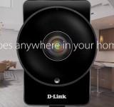 Wide Eye HD: Η πρώτη wireless AC κάμερα 180º από την D-Link