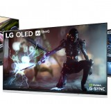 Οι LG OLED τηλεοράσεις θα λάβουν αναβάθμιση NVIDIA G-SYNC από αυτήν την εβδομάδα