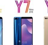 Γνωρίστε τα μοναδικά smartphones της σειράς Huawei Y Series 2018