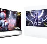 Η Real 8K OLED TV της LG εγκαινιάζει μια νέα εποχή προηγμένων δυνατοτήτων gaming