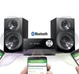 Ανακαλύψτε την ηχητική υπεροχή των Micro Hi-Fi ηχοσυστημάτων της LG και απολαύστε την αγαπημένη σας μουσική στο σπίτι