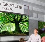 Ξεκινά παγκοσμίως η κυκλοφορία των 8K OLED και NanoCell τηλεοράσεων της LG