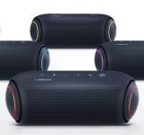 Οι καλοκαιρινές σας στιγμές 'ζωντανεύουν' με το νέο ασύρματο φορητό ηχείο LG XBOOM Go PL7