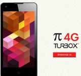 "Turbo-X smartphone π: ""Τρέχει"" σε 4G ταχύτητες"